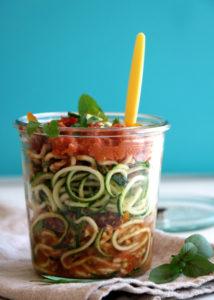 Zucchini-Spaghetti-to go