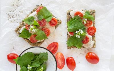Veganer Mozzarella selbst gemacht (mit Video)