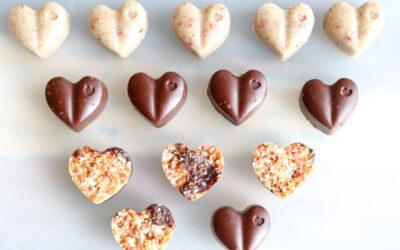 Rohkost Schokolade selber machen