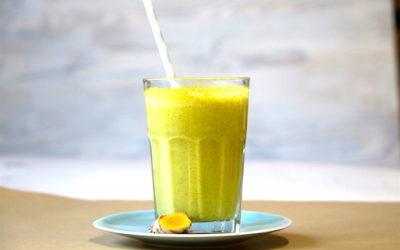 Goldene Milch – (roh) vegan