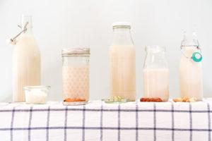 Pflanzenmilch im Vergleich