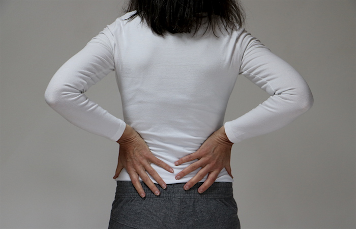 Gelenk- und Rückenschmerzen