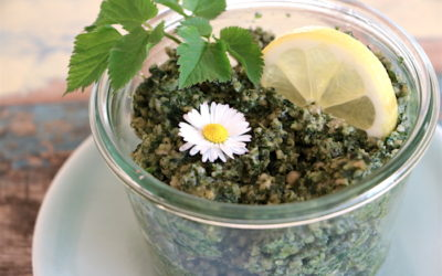 Giersch Pesto (mit Video)