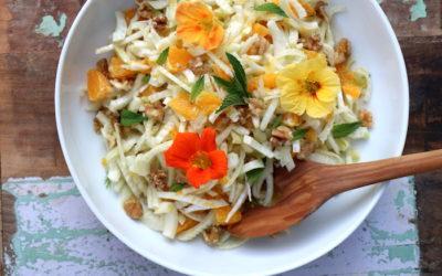 Fenchelsalat mit Orange