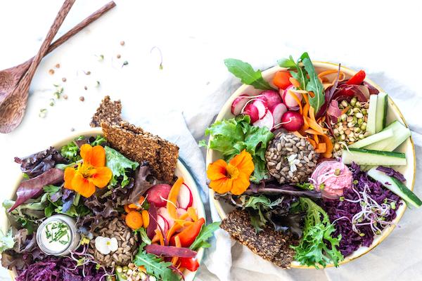 Häufige Fragen zur roh-veganen Ernährung