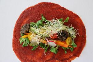 Tomaten-Tortillas
