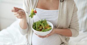 vegane Ernährung in der Schwangerschaft