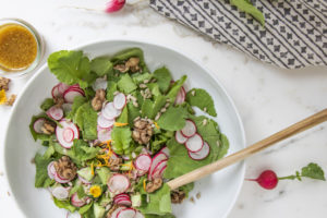 No Food Waste Sommersalate