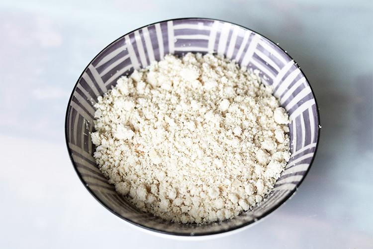 Cashew-Parmesan