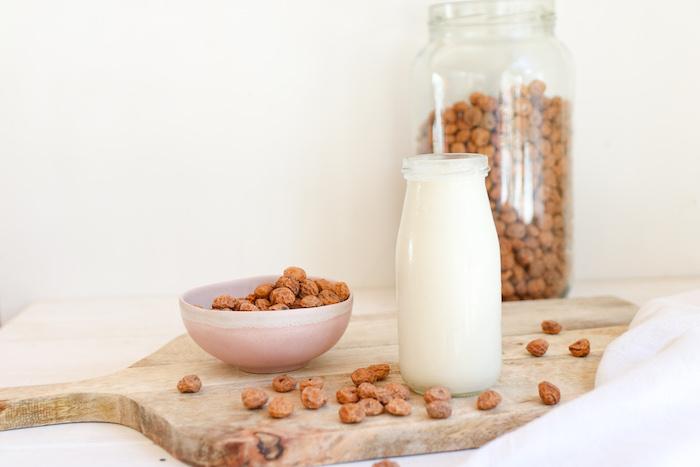 Erdmandelmilch